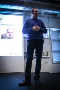 Lægesekretærkonference Caspar Fredslund