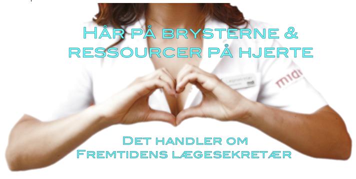 Lægesekretærkonference Ressourcer på hjerte