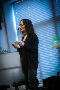 Lægesekretærkonference Solie Friis